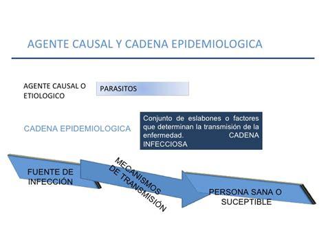 cadena epidemiologica heterologa enf transmisibles