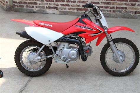 Honda 70 Dirt Bike by Buy 2011 Honda Crf 70 Dirt Bike On 2040motos