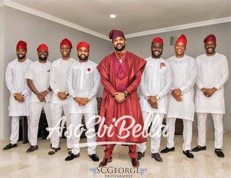 aso ebi for men bellanaija weddings presents asoebibella vol 192 the