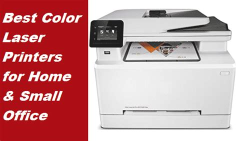 best all in one color laser printer 6 incredibly best color laser printers for home and small