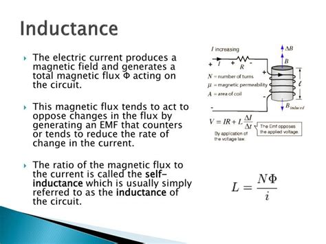 property of inductor is the property of inductance is 28 images electrical engineering tutorials inductor self and