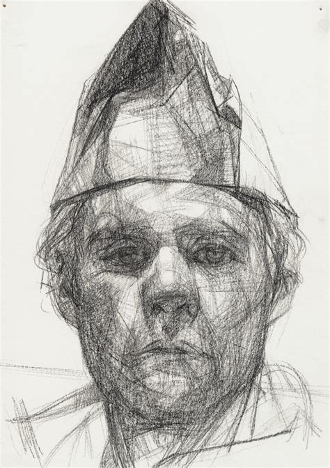 Drawing J by Jason Walker Rp The Royal Society Of Portrait Painters