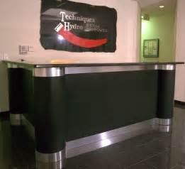 Office Receptionist Desk Commercial Office Interiors By Closets