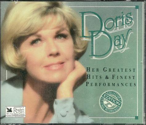 Piringan Hitam Doris Day Sings Great Hits doris day 3 cd greatest hit finest performances reader s digest