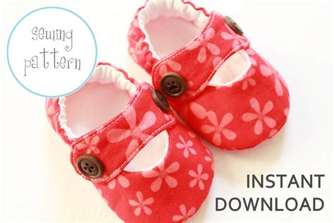 free pattern baby shoes free mary jane baby shoe sewing pattern
