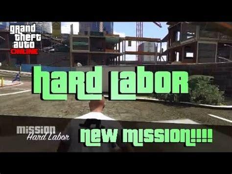 """gta v online independence day dlc mission """"hard labor"""