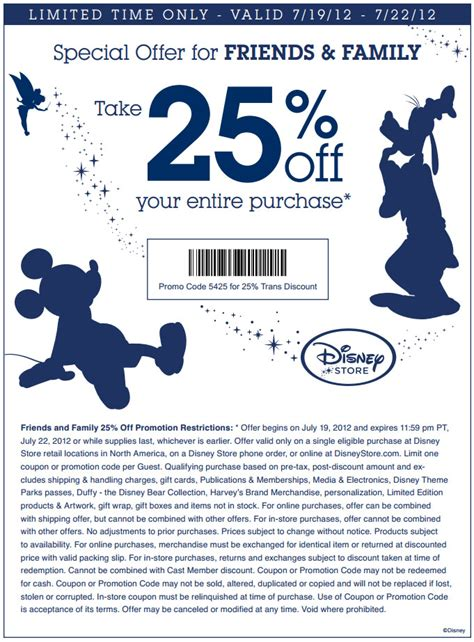 coupons for wdw