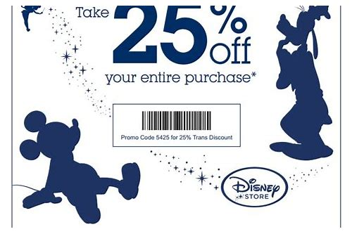 disney store coupons sept 2018