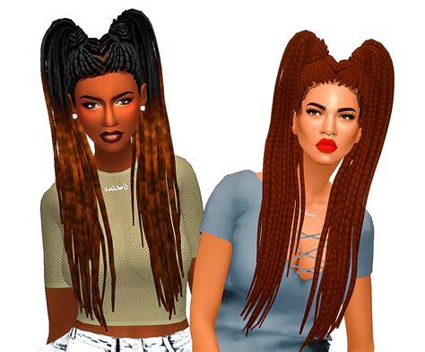 ebonix hair sims 4 my sims 4 blog ma at hair by ebonixsimblr