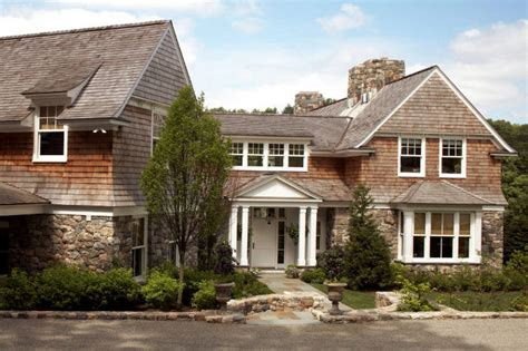 shingle style home plans by david neff architect