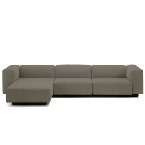 modular sofa with chaise buy the soft modular corner sofa from vitra