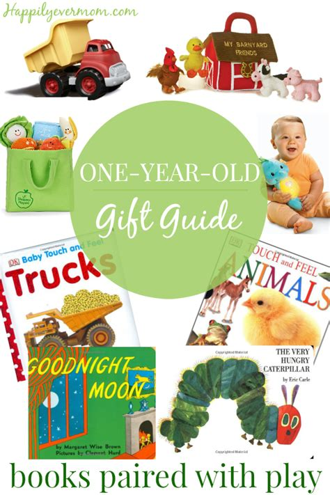 christmas gift ideas for 1 year old baby girl 1 year gifts books paired with toys happily
