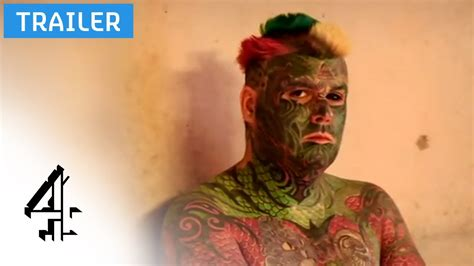 bodyshockers tattoo removal bodyshockers my tattoo hell thursday 10pm channel 4