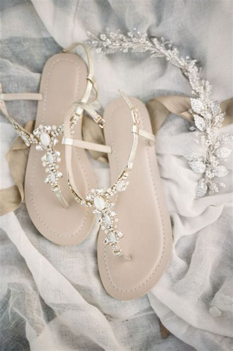 Flat Dress Sandals For Weddings 25 best ideas about wedding sandals on