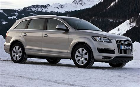 Audi Q7 Wallpaper by Audi Q7 Wallpapers Hd