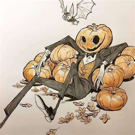 Pumpkin Drawing Ideas