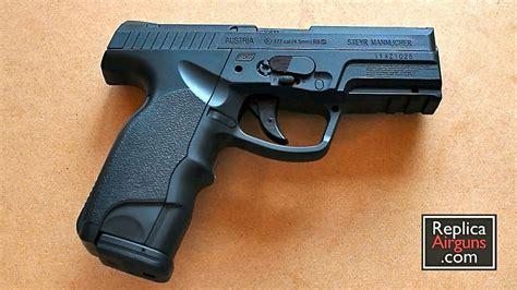 Magazine Asg Steyr M9 A1 Steyr M9 A1 6mm Co2 asg steyr m9 a1 non blowback co2 bb gun review