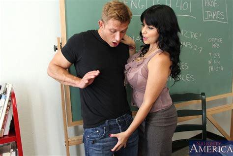 First lesbian sex teacher