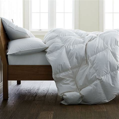 cotton bed comforters organic cotton down comforter the company store
