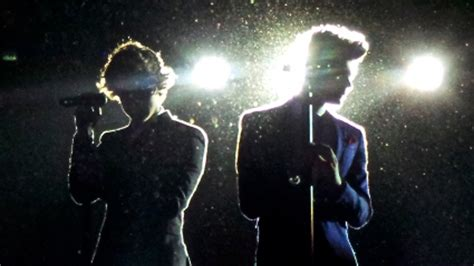 inside one direction s take me home tour at s o2 pics