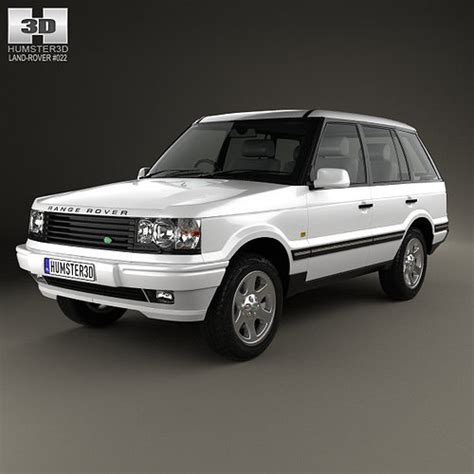how does cars work 1998 land rover range rover electronic throttle control 3d model land rover range rover 1998 cgtrader