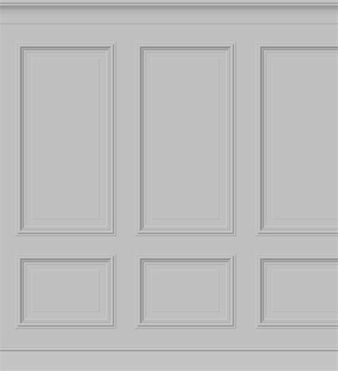 gray paneling bespoke panelling wallpaper light grey shufflebotham
