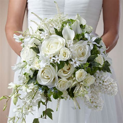 White Wedding Bouquets For Brides by Flowers For Wedding Bouquets Floral Wedding