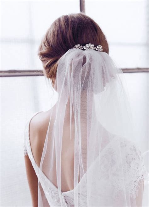 25  best ideas about Bridal veils on Pinterest   Bride