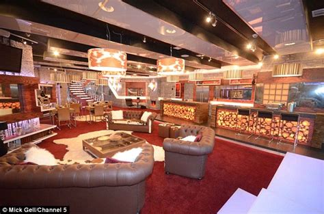 5 Bedroom House celebrity big brother 2012 line up first look at new