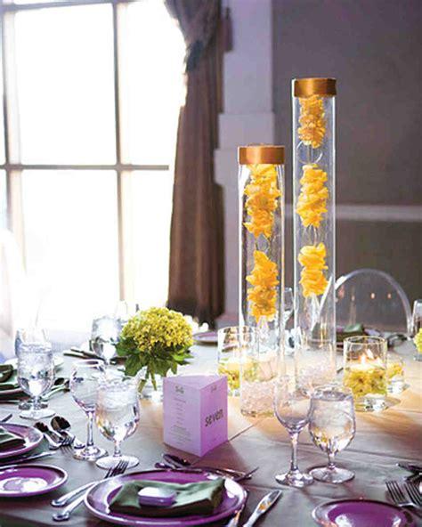 contemporary table decoration ideas modern wedding centerpieces martha stewart weddings