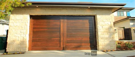Custom Overhead Door Stain Grade Custom Wood Garage Doors Garage Doors Unlimited