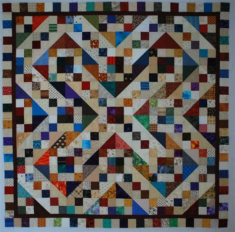 nickel quilts free pattern added