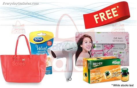 Cuci Gudang Hair Serum guardian free gifts giveaways promotion malaysia
