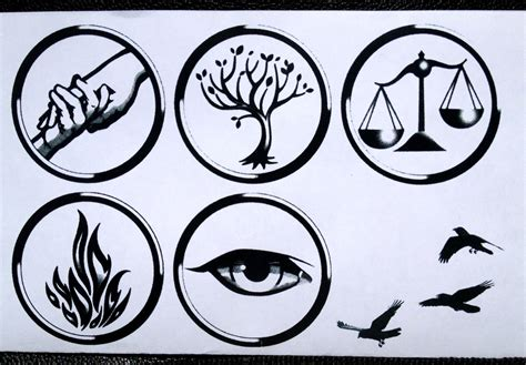 divergent temporary tattoos unavailable listing on etsy