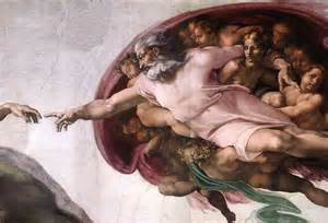 Creation Of Adam By Michelangelo The Sistine Chapel In Rome Italy » Home Design 2017