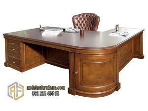 Meja Resepsionis Kayu meja resepsionis kayu hotel dan kantor furniture jepara