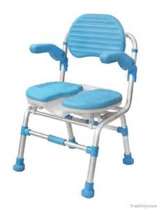 wheelchair shower chair