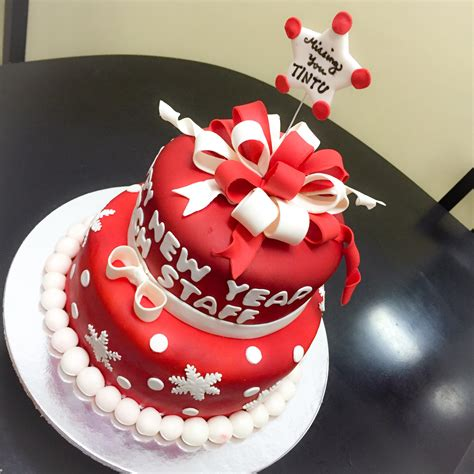 make new year cake a cake for happy new year 2016 make it bliss