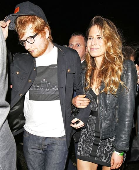 ed sheeran married ed sheeran how i won over my wonderful girlfriend us