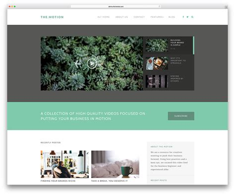 blogger themes white best wordpress video themes for embedded and self hosted