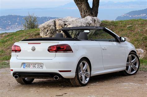 Volkswagen Golf R Convertible | 2013 volkswagen golf r cabriolet autoblog