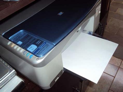 Tinta Printer Hp Psc 1315 impressora hp psc 1315 multifuncional escambo linense