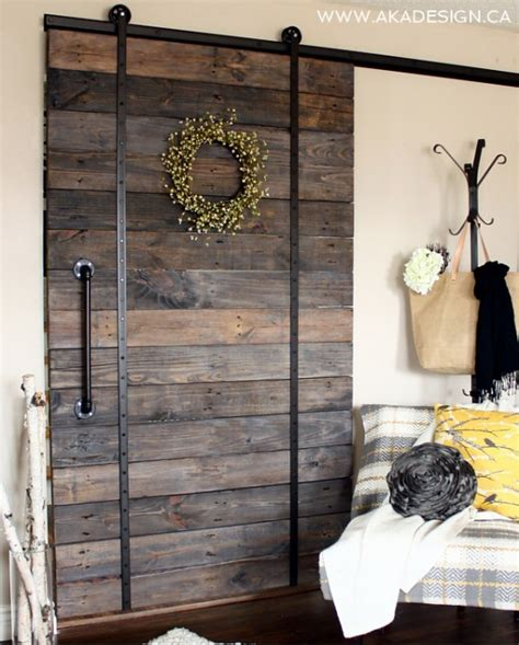 Barn Door Tutorial Diy Barn Door The Sawdust Diaries