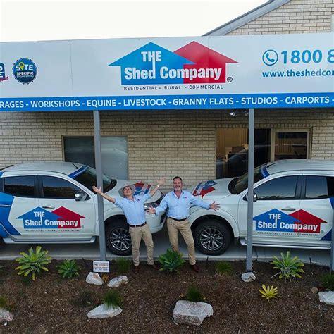 sunshine coast sheds garages store  shed company