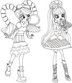 print amp download monster high coloring pages to print