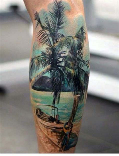 beach scene tattoo 17 best images about ideas on travel