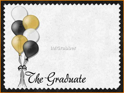 Free Graduation Invitation Templates Oxsvitation Com Free Printable Graduation Invitation Templates