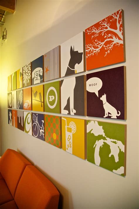 office wall decor office wall from rcp marketing and source one digital office walls