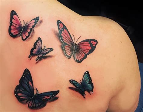 butterfly and rose tattoo meaning butterfly meaning ink vivo