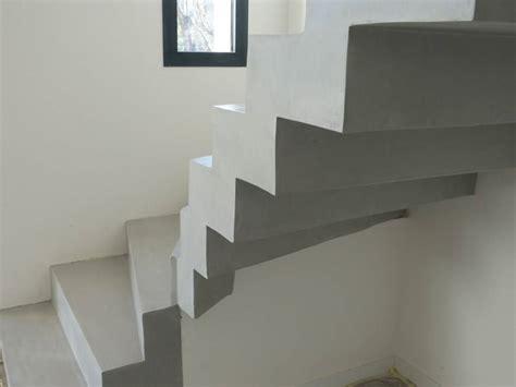 Comment Faire Un Escalier En Beton 4740 by B 233 Ton Cir 233 Sur Escalier Recto Verso Gris Titane 224 Vannes